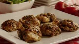 How To Make Easy Garlic Broiled Chicken