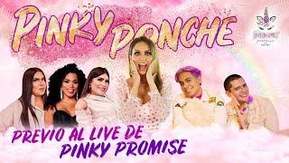Wendy Guevara, Kimberly Irene, Paolita Suárez, Pepe y Teo en Pinky Promise #RoscaDeReinas