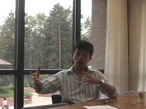 Chinese Alumni of Calvin College: Jackie Tao (English)
