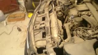 розбір нерозбірної фари BMW e87 частина1