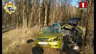 ДТП под Ивье: погибла женщина-водитель