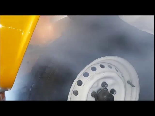 Trockeneisreinigung T2 Radhaus