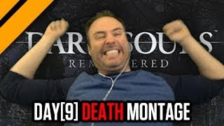[Highlight] Mostly Dying - Day[9]'s Dark Souls Remastered Montage