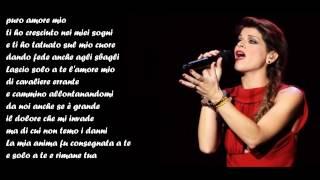 Alessandra Amoroso - AMORE PURO + testo