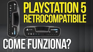 PS5 e la retrocompatibilità con PS4 e PS4 PRO : come funziona?