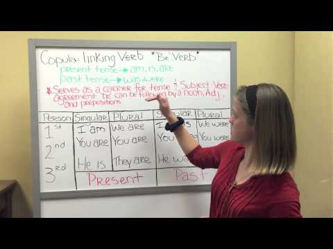 Copula 'Be' & Subject-Verb Agreement