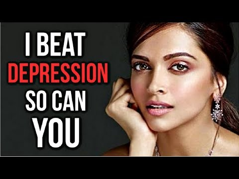 How Deepika Padukone Beat Depression And Overcame Her Failures - Motivational Video To Never Give Up