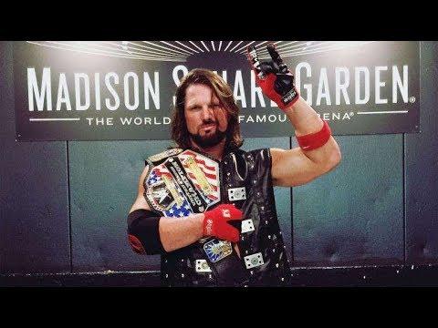 Every WWE United States Champion (1975-2017)