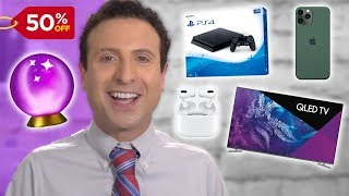 Top 10 Black Friday 2019 Deals Predictions