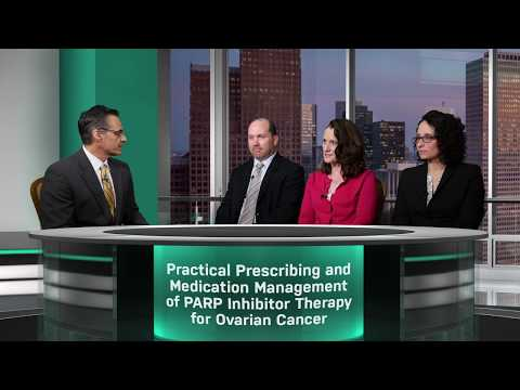 PARP Inhibitor Therapy for Ovarian Cancer: Practical Prescribing and Medication Management
