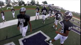Parkway North Football GoPro Video