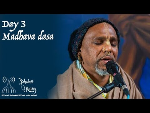 Radhadesh Mellows 2018 - Day 3, Madhava dasa