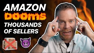 Amazon puts thousands of sellers out of business? | 10 cents