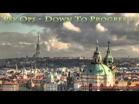 Ver 2.0 Psy Ops Dj Set old stuff - Down To Progres 3 PSYOPSMUSIC HD 1080