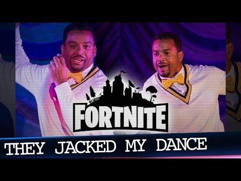 DJ DC - Fresh Prince Star Alfonso Ribeiro Sues Fortnite Over Carlton Dance