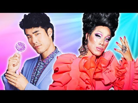 Eugene Performs Drag In His First Local Show