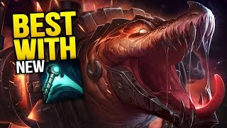 Best Champions with the new Essence Reaver (League of Legends)