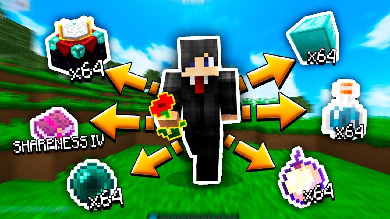 xNestorio Tries UHC in Minecraft Xbox One! - YouTube