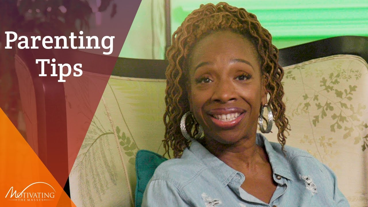 Parenting Tips - Lisa Nichols