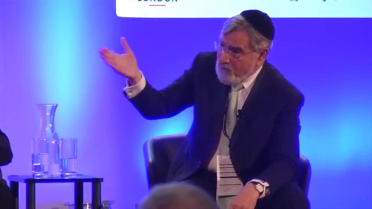 CPS Conference on Security - Rabbi Sacks - Religion and Power