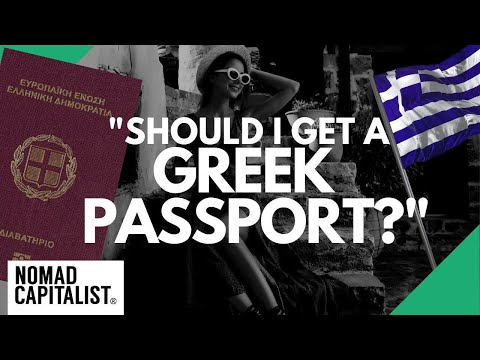"""Should I Get a Greek Passport?"""