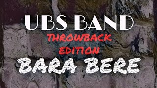 Gambar cover #ThrowBack #ep10 BARA BERE (SITI BADRIAH) - UBS BAND COVER ( LIVE RECORD )