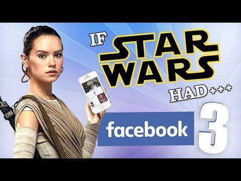 IF STAR WARS HAD FACEBOOK 3