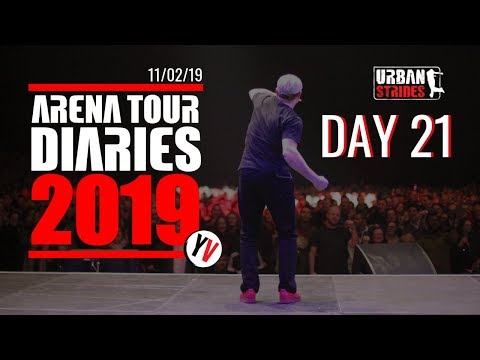 Arena Tour 2019 - Day 21 - Manchester
