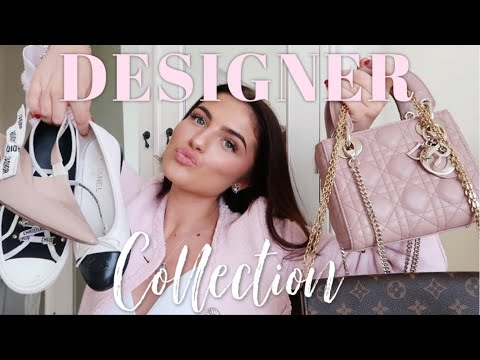 My DESIGNER Collection At 17! Bags, Shoes and Accessories