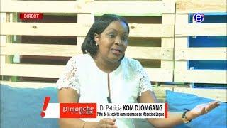DIMANCHE AVEC VOUS (INVITÉE: PATRICIA DJOMGANG) DU 18 AOUT 2019 -ÉQUINOXE TV