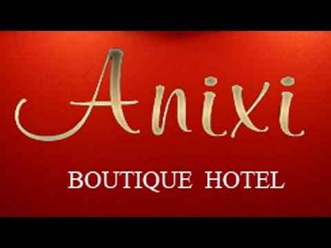 Anixi Boutique hotel in athens