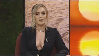 Edita Sopjani tregon vështirësinë e dy profesioneve si këngëtare dhe si moderatore