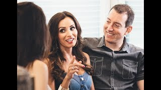 Samantha and Kyle Busch Interview | A Drink With