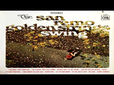 The San Remo Golden Strings Swing (1968) GMB