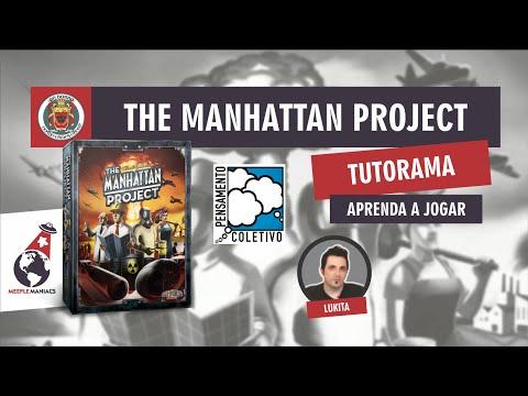 The Manhattan Project: Tutorama