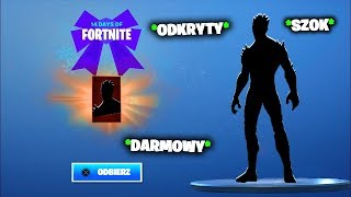 * NEW * 14 DAYS FORTNITE LAST PRIZE DISCOVERED! FREE SKIN! -(All Free gifts)