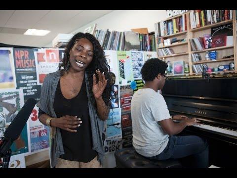 Buika: NPR Music Tiny Desk Concert
