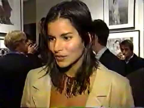 Patricia Velasquez  Model  Main Floor