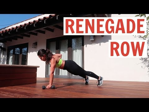 Renegade Row