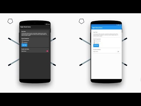 Implement Night Mode In Your App   Custom Styles In Android Studio