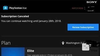 HOW TO GET FREE PLAYSTATION VUE - PS4 (2018) (watch over 60+ live channels)