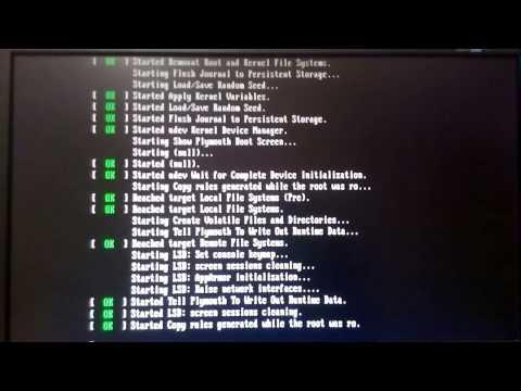 Ubuntu 15.04 boot systemd 219