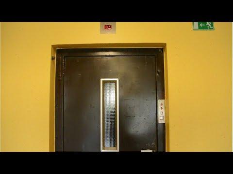1982-končar-traction-elevator-(2004-mb-dvigala-bartol)+2011-schindler-@-vojkova-cesta-85,-lj,slo