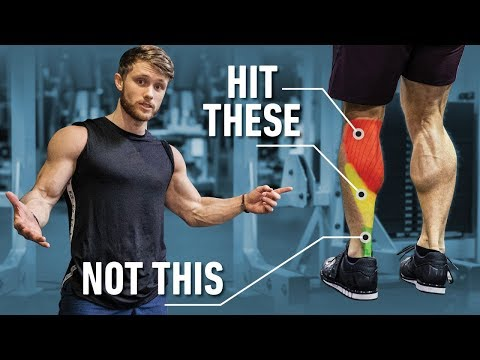 How To FORCE YOUR CALVES To Grow With Smarter Training Methods
