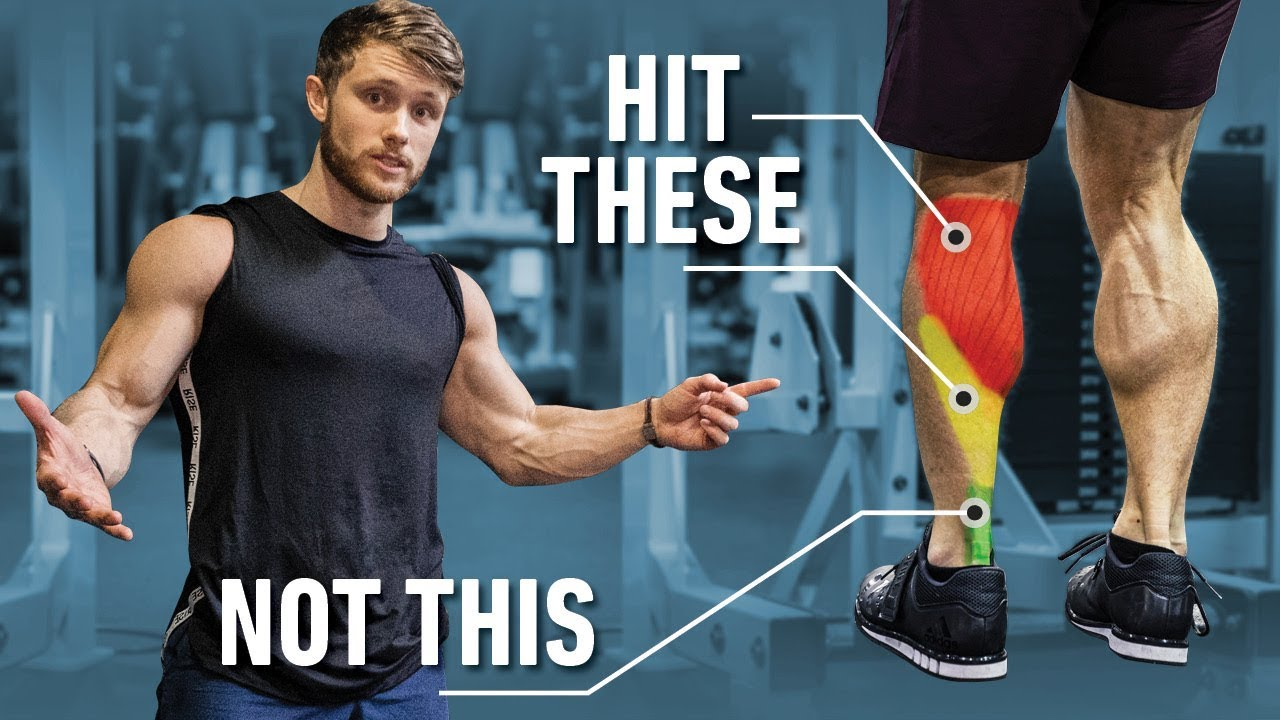 6 Terrible Errors In Your Calf Raise That You Should Fix