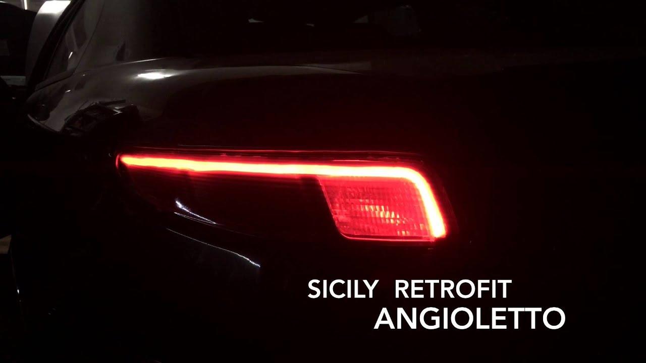 Sicily Retrofit Stop led Alfa GT & Sicily Retrofit Stop led Alfa GT - YouTube azcodes.com
