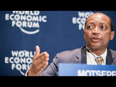 Africa 2015 - Media Briefing with Patrice Motsepe