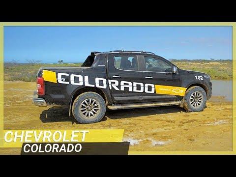 Chevrolet Colorado 2018 Lanzamiento en Colombia - Chevrolet S10 2018  #Vlog 004