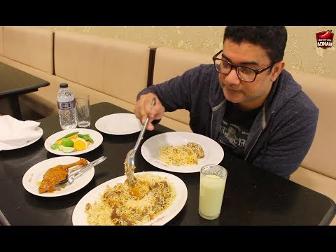 Dine Out With Adnan - Awesome Kacchi Biriyani - Sultan's Din