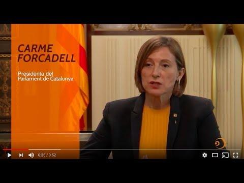 Reconeixement Respon.cat 2017 a les bones pràctiques de reforma horària: Parlament de Catalunya